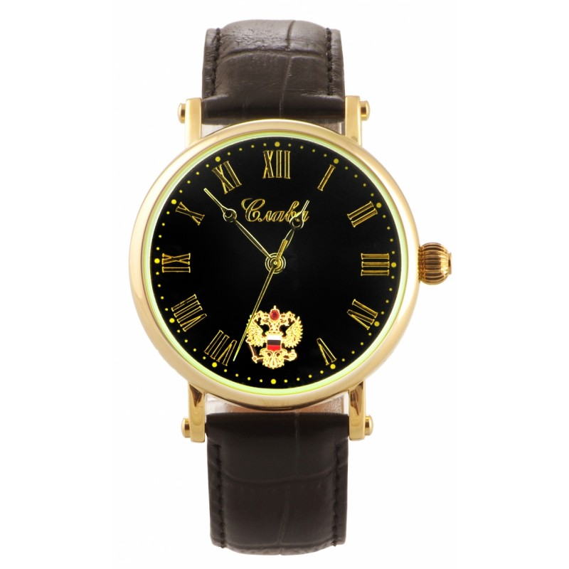 8099682/300-2409.В российские мужские механические наручные часы Слава
