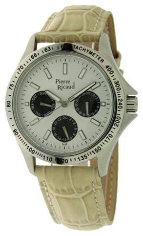 P21016.5213QF  кварцевые наручные часы Pierre Ricaud  P21016.5213QF
