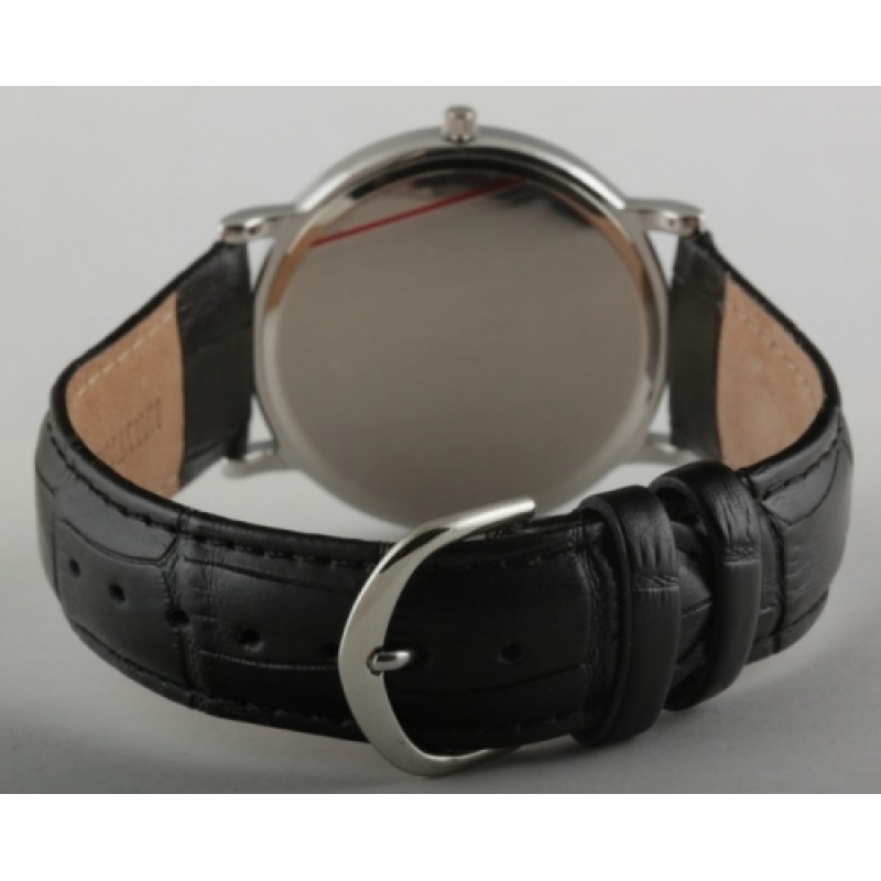"1021531/1L22 российские кварцевые наручные часы Слава ""Патриот"" для мужчин логотип Герб РФ  1021531/1L22"