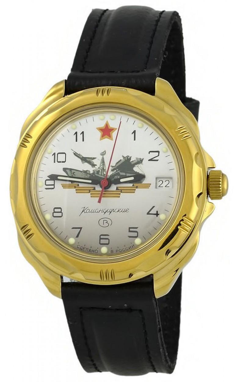 219823/2414 российские военные мужские механические наручные часы Восток