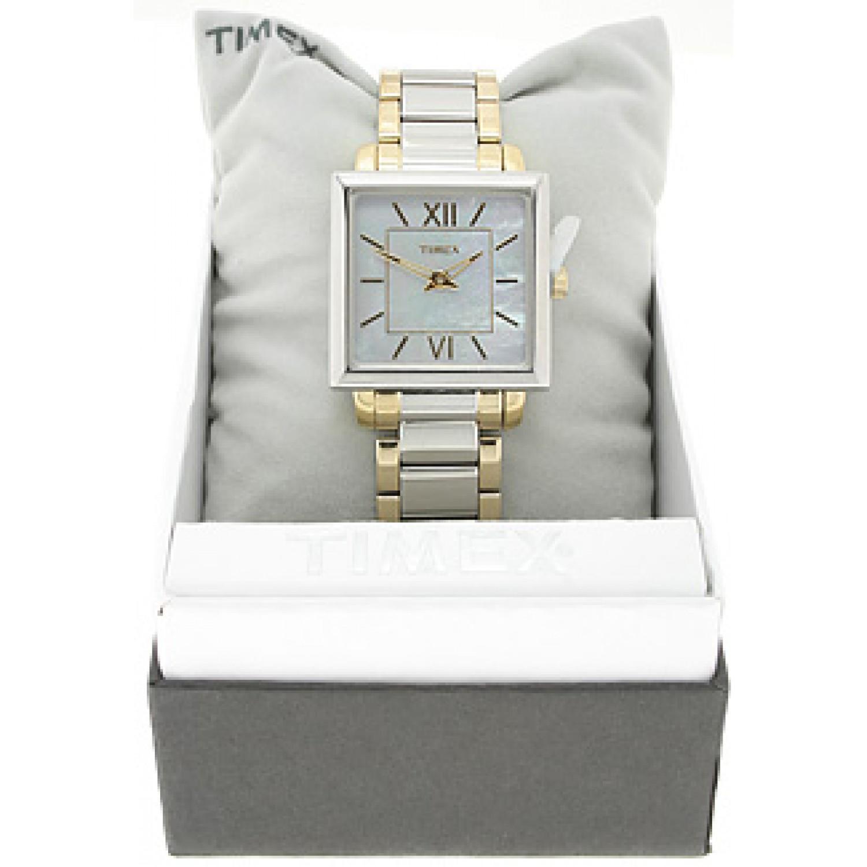 """T2M876  кварцевые наручные часы Timex """"Premium Elegant"""" для женщин  T2M876"""