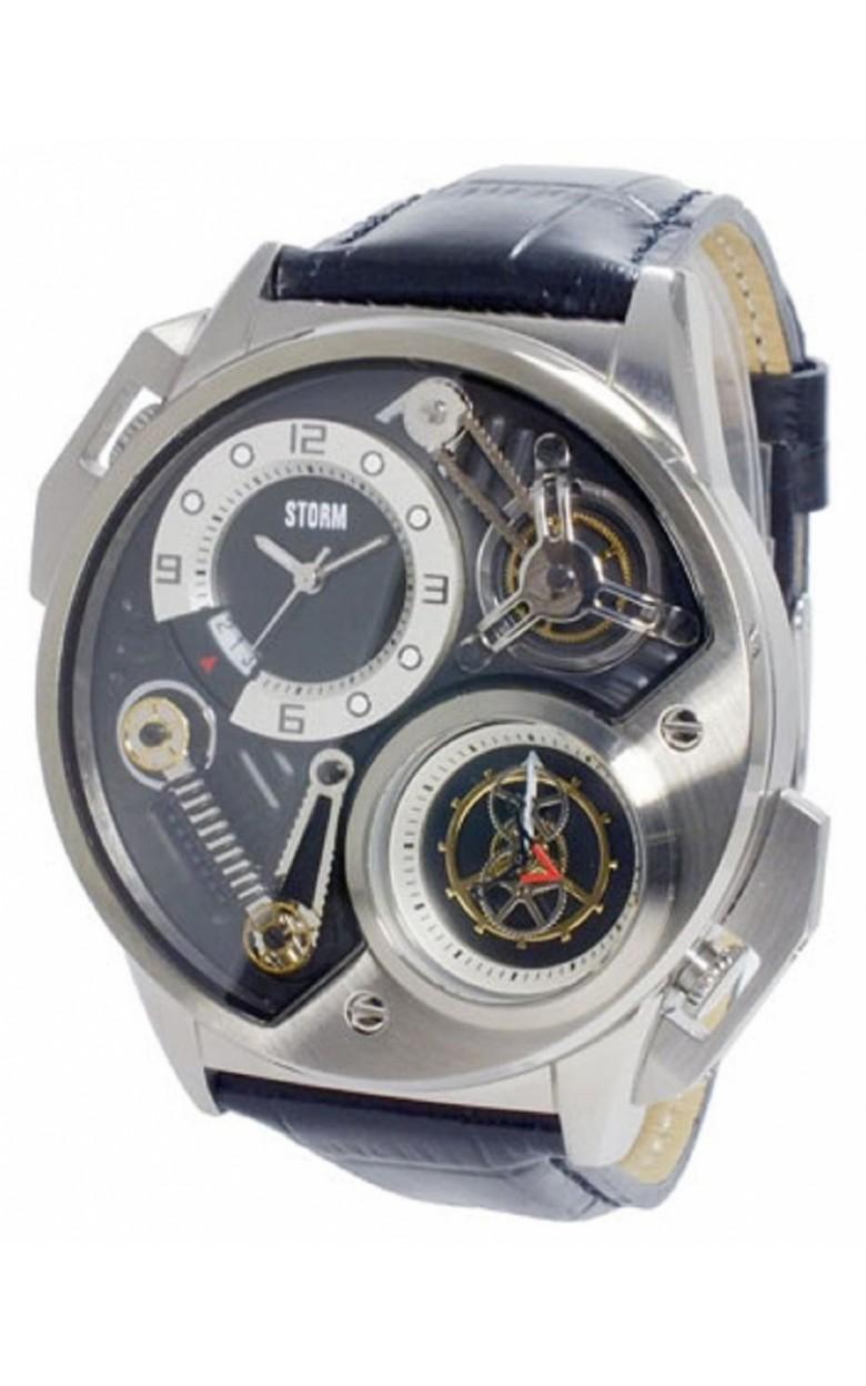 47239/BK  мужские кварцевые наручные часы Storm