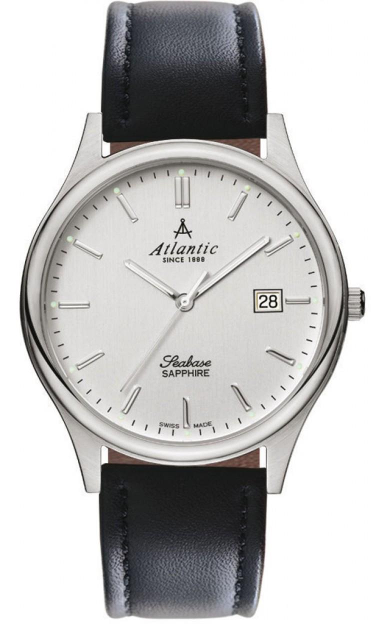 60342.41.21 швейцарские часы Atlantic  60342.41.21