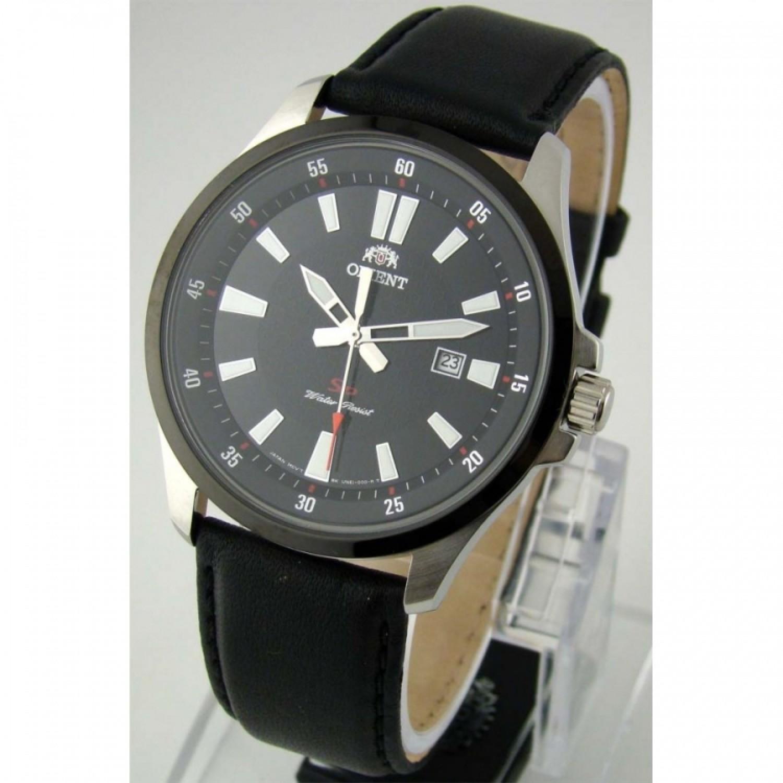 FUNE1002B0 японские кварцевые наручные часы Orient для мужчин  FUNE1002B0