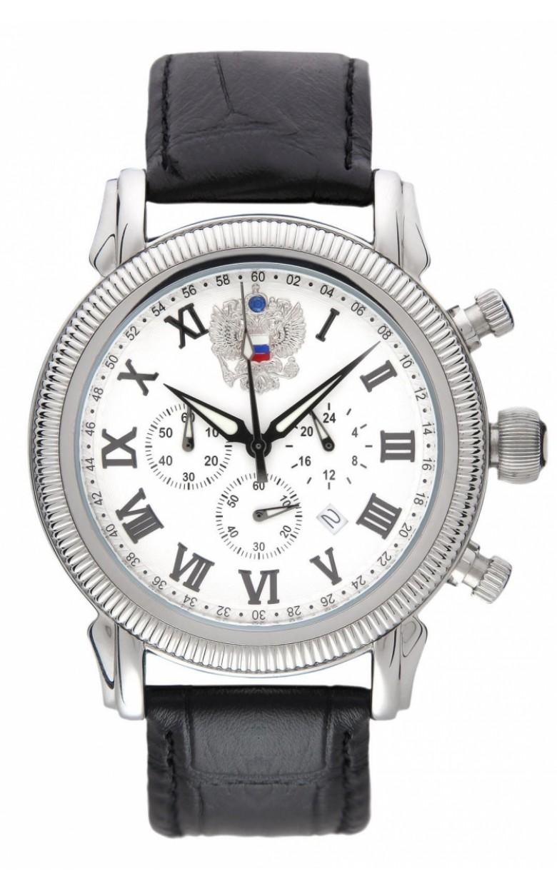 2000/1841156П российские мужские кварцевые наручные часы Полёт-Стиль  2000/1841156П