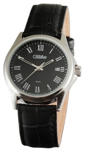 """1251382/2115-300 российские унисекс кварцевые наручные часы Слава """"Традиция""""  1251382/2115-300"""