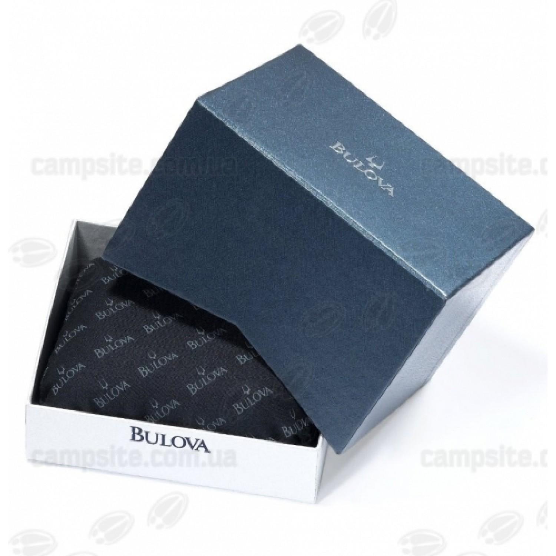 96B136 BU0017 швейцарские мужские кварцевые наручные часы Bulova  96B136 BU0017