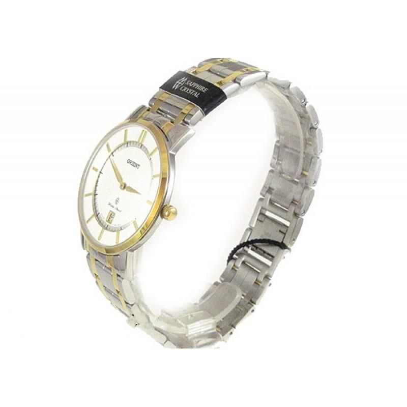"FGW01003W0 японские кварцевые наручные часы Orient ""Dressy Elegant Gent"