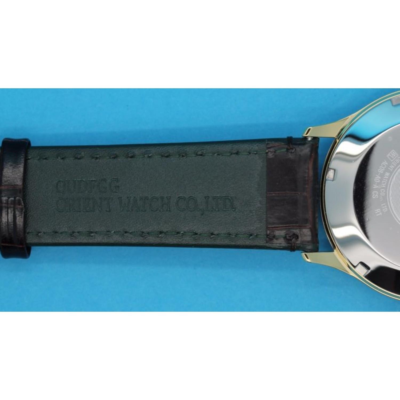 """FAC08002F0 японские механические наручные часы Orient """"Classic Automaitc"""" для мужчин  FAC08002F0"""
