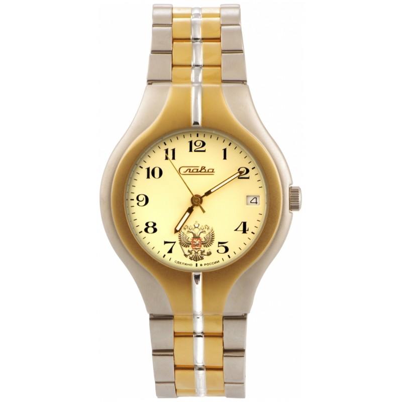 1375673/100-2416 российские мужские механические часы Слава