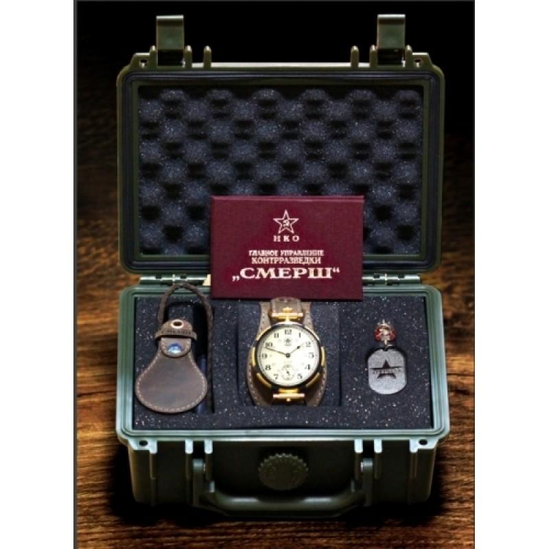 """С9450328-3603  механические наручные часы Спецназ """"Смерш""""  С9450328-3603"""