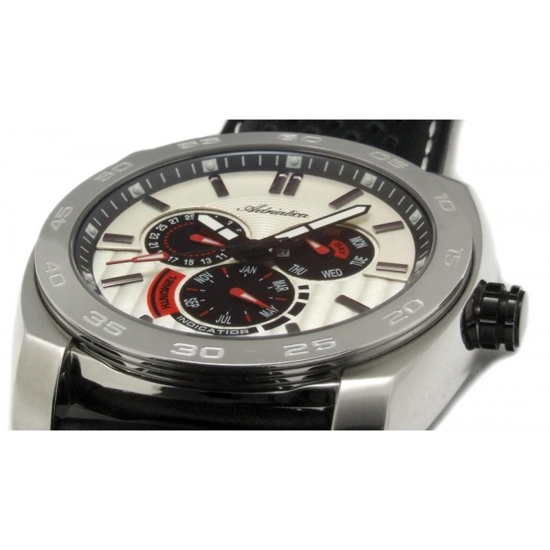 A1133.5213QF швейцарские кварцевые наручные часы Adriatica для мужчин  А1068.4154Q