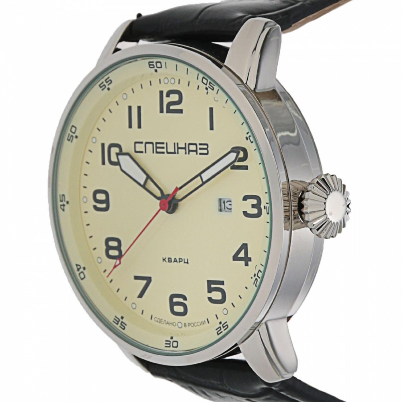 С2871332-2115-05 российские военные мужские кварцевые часы Спецназ