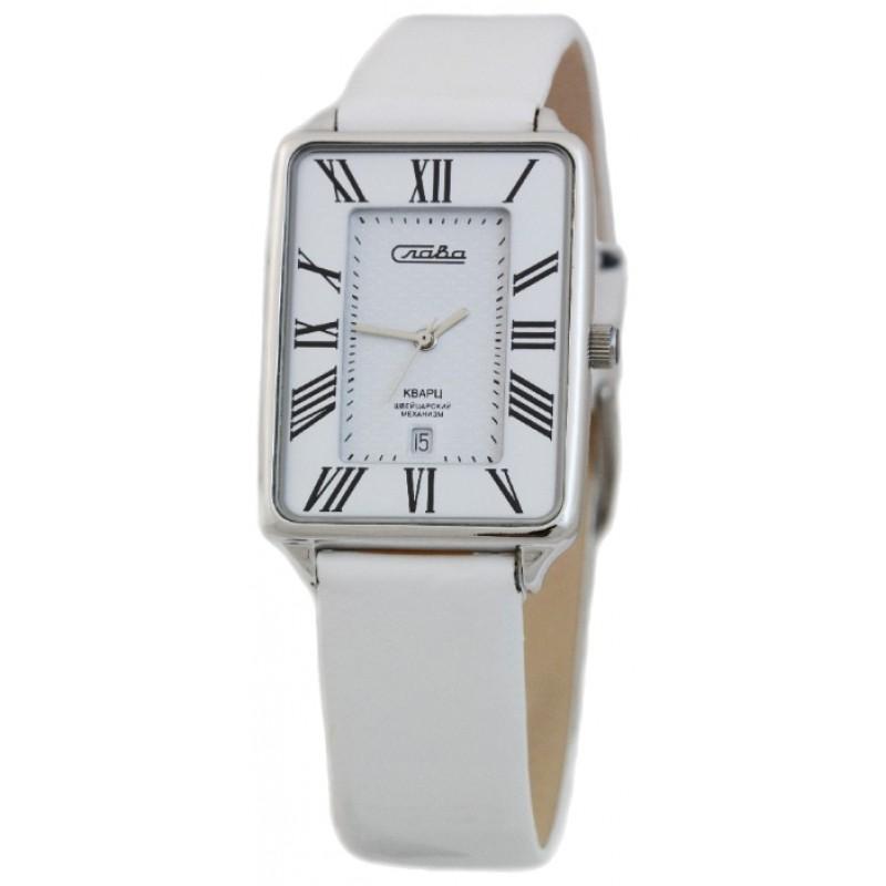 6312ca44 С4542052/785-14,26 российские серебрянные женские кварцевые часы Слава
