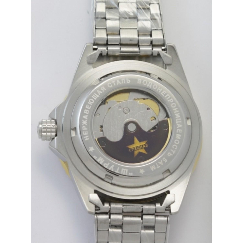 С8271185-1612 российские военные механические наручные часы Спецназ