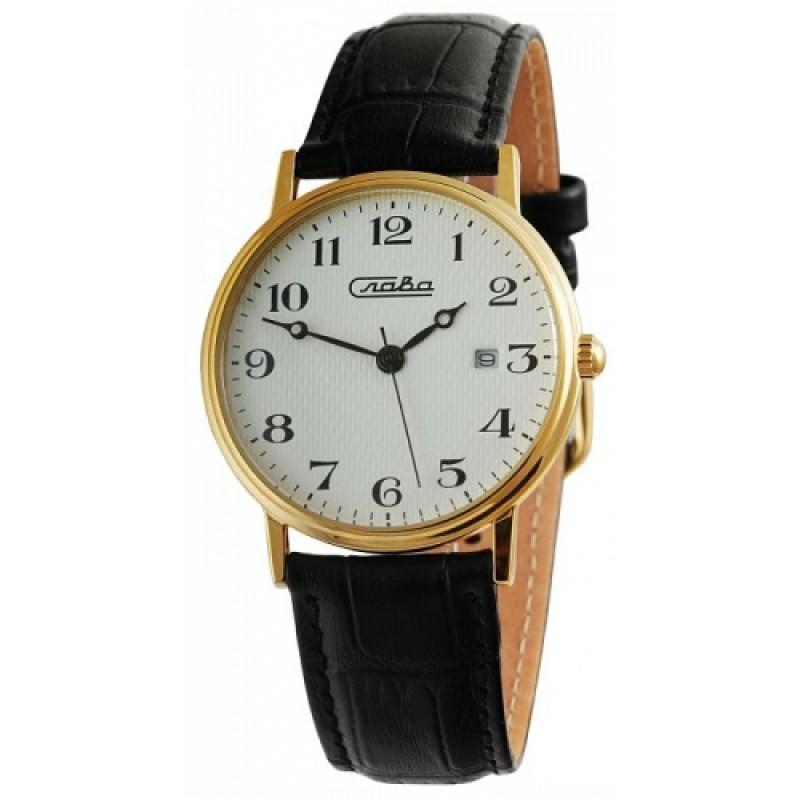 5049353/GM10 российские мужские кварцевые часы Слава