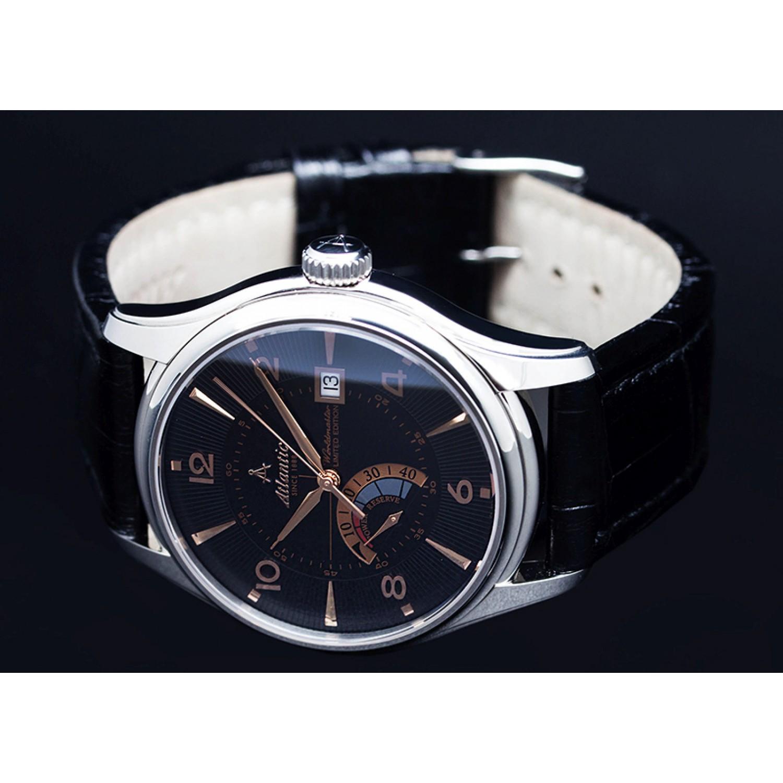 """52755.41.65R швейцарские мужские механические часы Atlantic """"Worldmaster""""  52755.41.65R"""