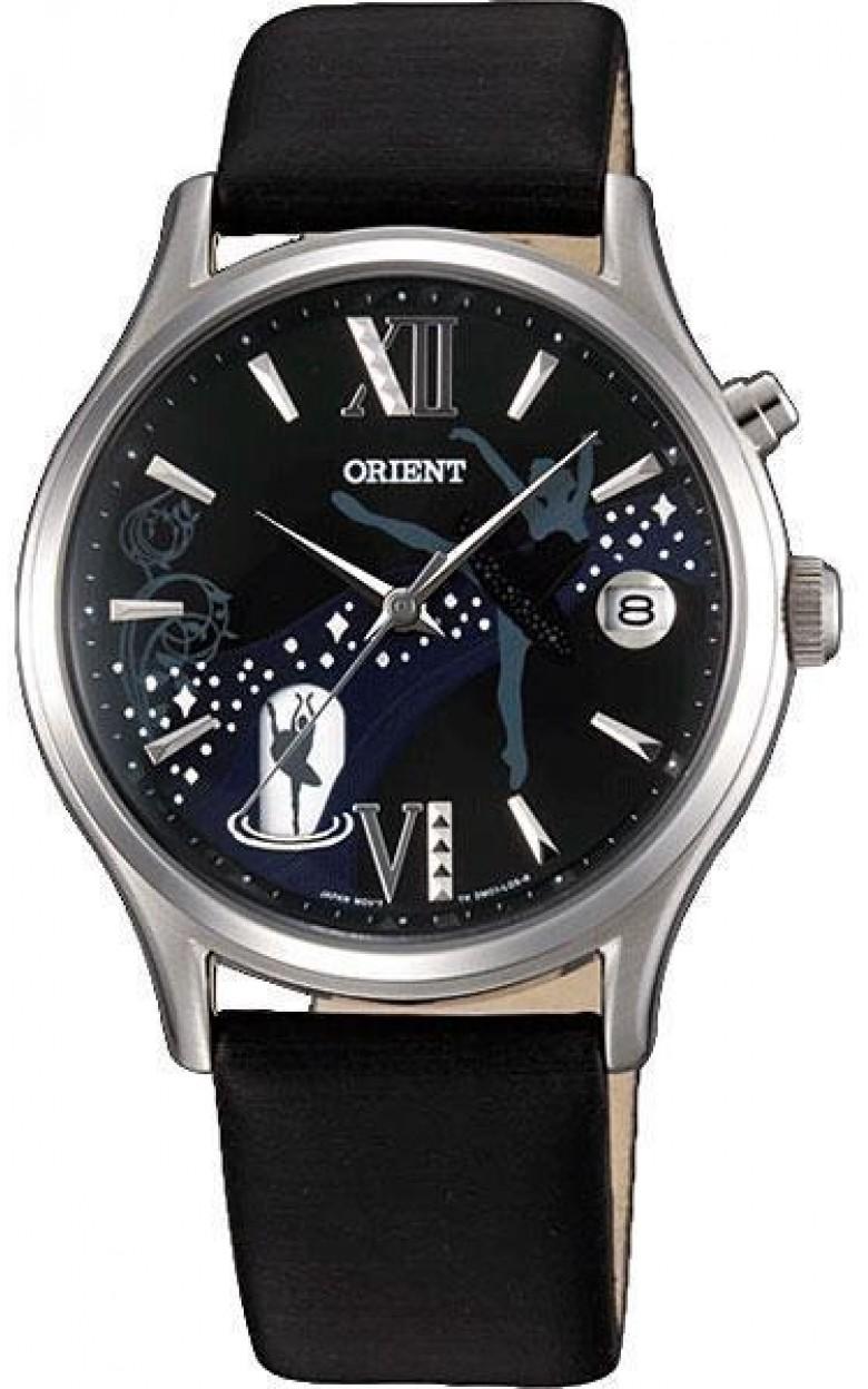FDM01003BL японские женские механические часы Orient