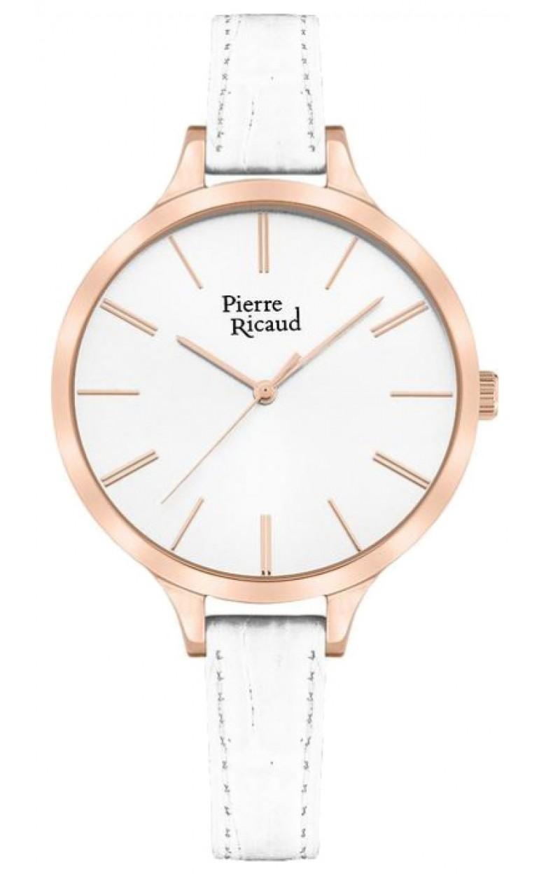 P22002.9213Q  женские кварцевые часы Pierre Ricaud