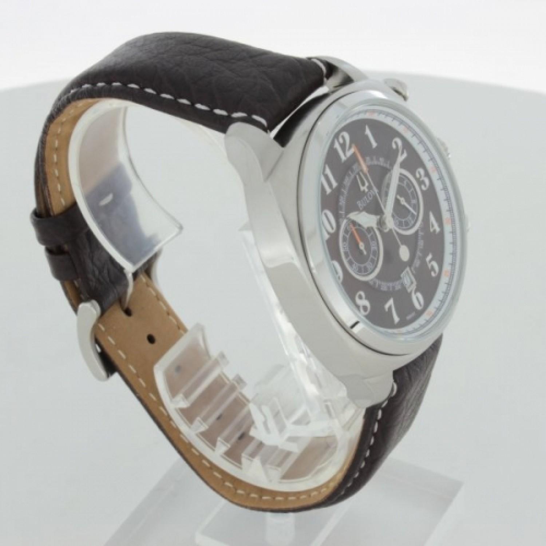 96B161 BU0254 швейцарские мужские кварцевые наручные часы Bulova  96B161 BU0254