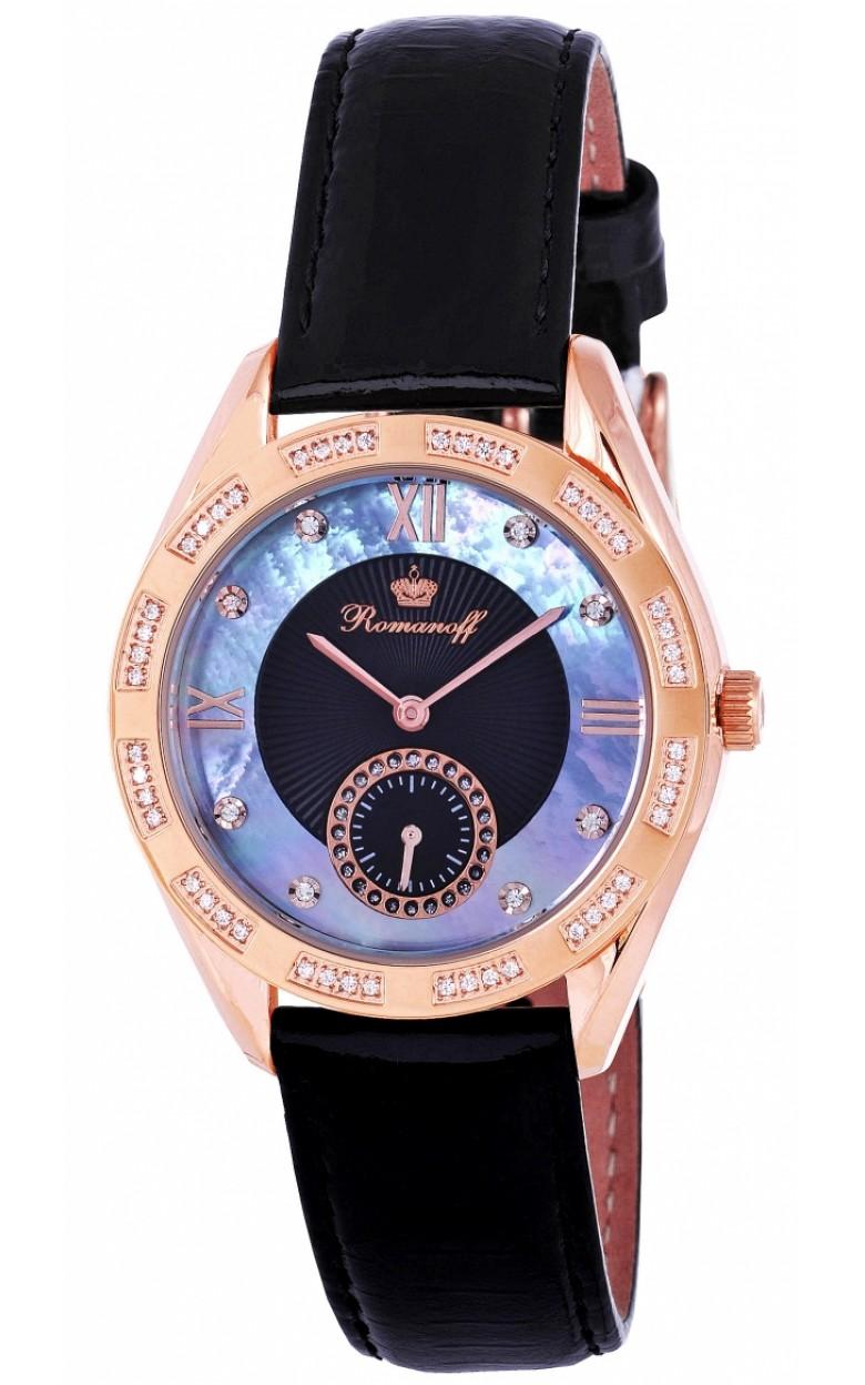 """10570B6BLL российские кварцевые наручные часы Romanoff """"Carousel"""" для женщин  10570B6BLL"""