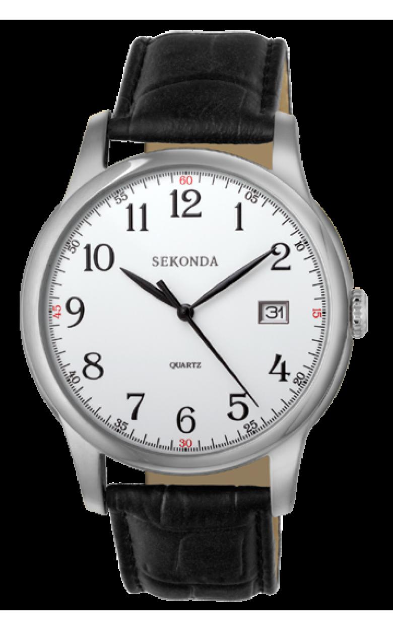 VJ52B/3321135 российские кварцевые наручные часы Sekonda для мужчин  VJ52B/3321135