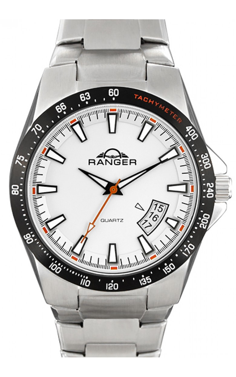35920476 российские кварцевые наручные часы Ranger для мужчин  35920476