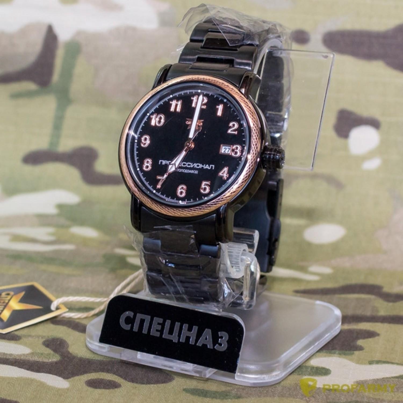 С1124211-8215 российские военные механические наручные часы Спецназ