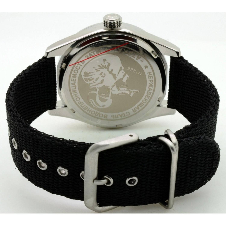С2861318-2115-09 российские военные мужские кварцевые наручные часы Спецназ