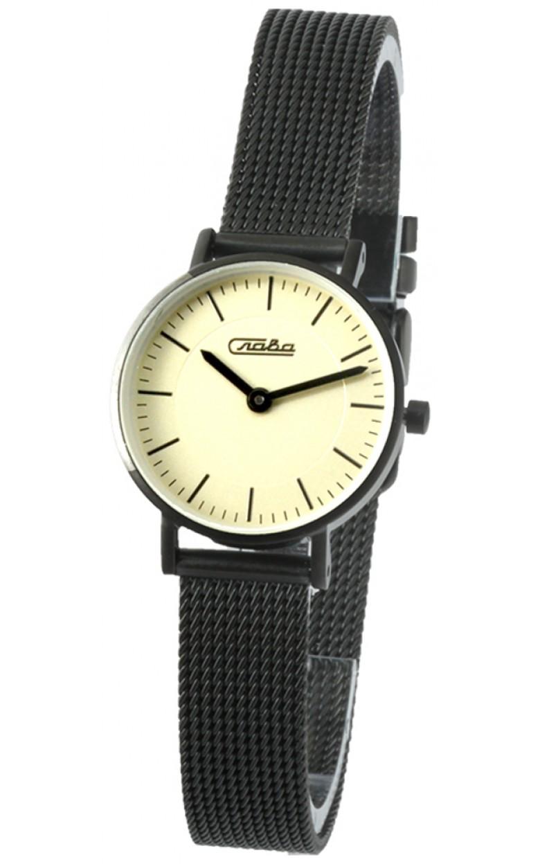 """1204366/5Y-20 российские кварцевые наручные часы Слава """"Бизнес"""" для женщин  1204366/5Y-20"""