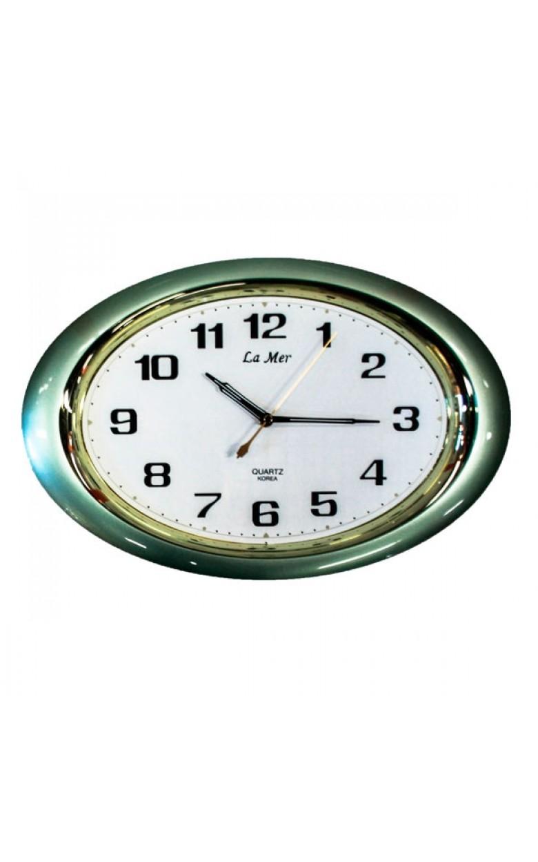 "GD-121-3 Часы настенные кварцевые ""La Mer"""