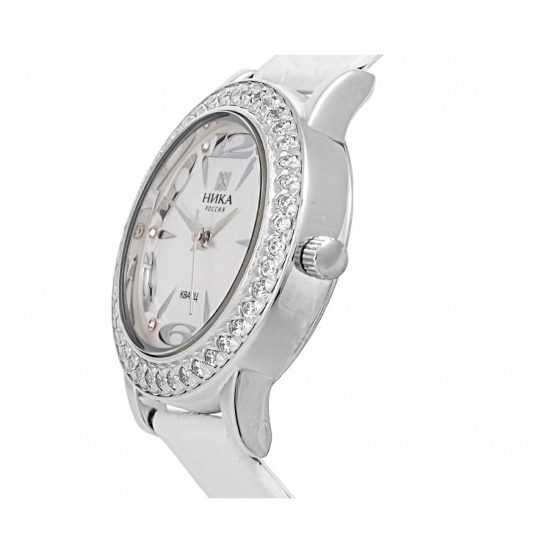 Купить серебряные часы ника женские