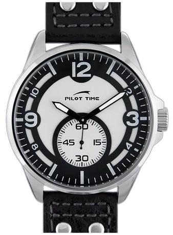 "10970333  кварцевые с функциями хронографа часы Pilot Time ""Pilot-Time""  10970333"