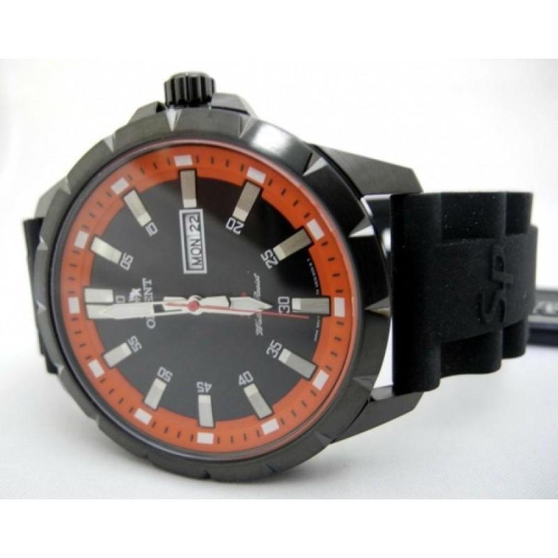 "FUG1X009B9 японские мужские кварцевые наручные часы Orient ""Sporty Quartz""  FUG1X009B9"