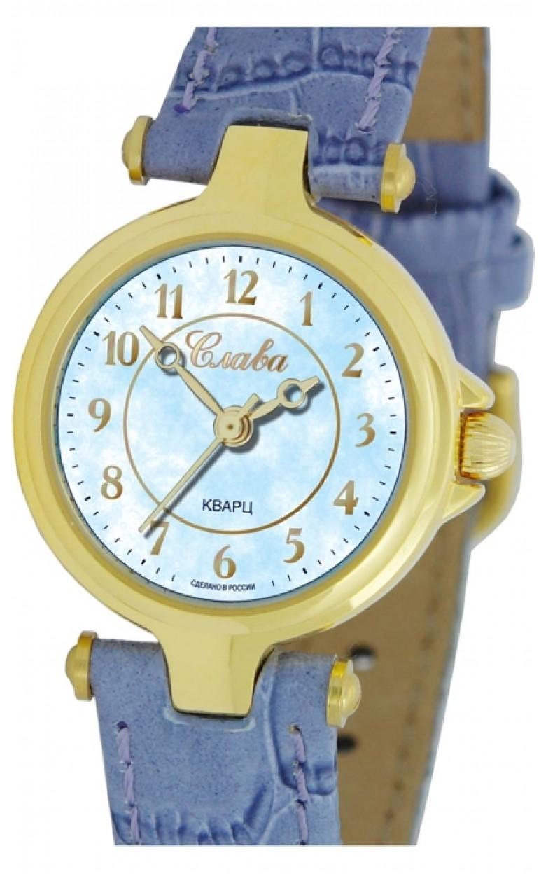 5013044/2035 российские женские кварцевые наручные часы Слава