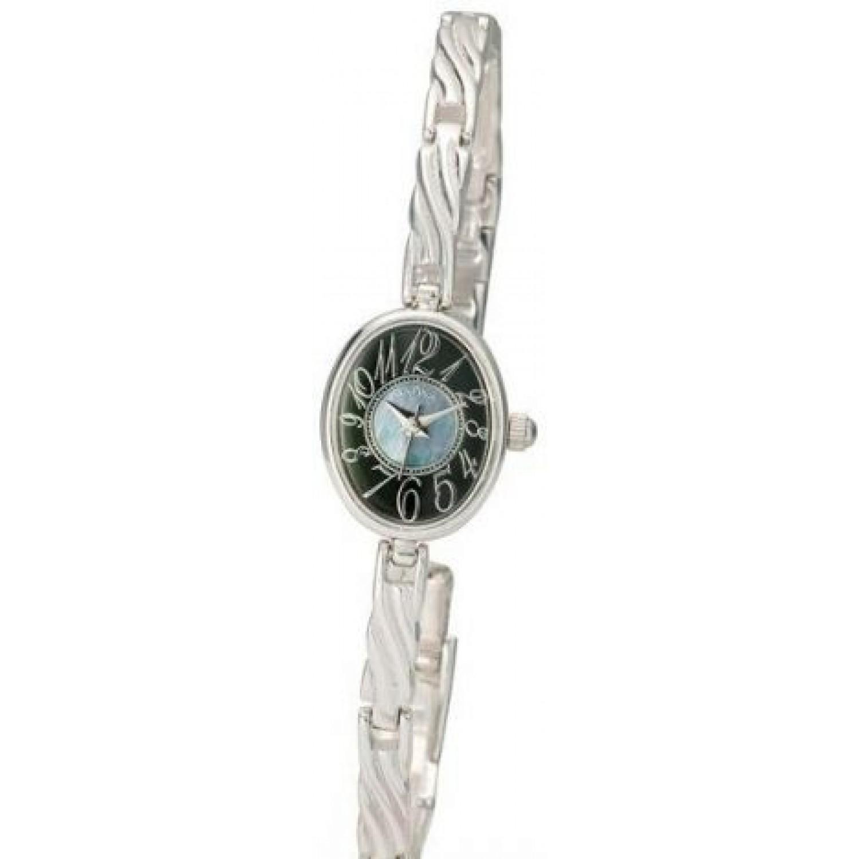 44150.105 российские золотые кварцевые наручные часы Platinor