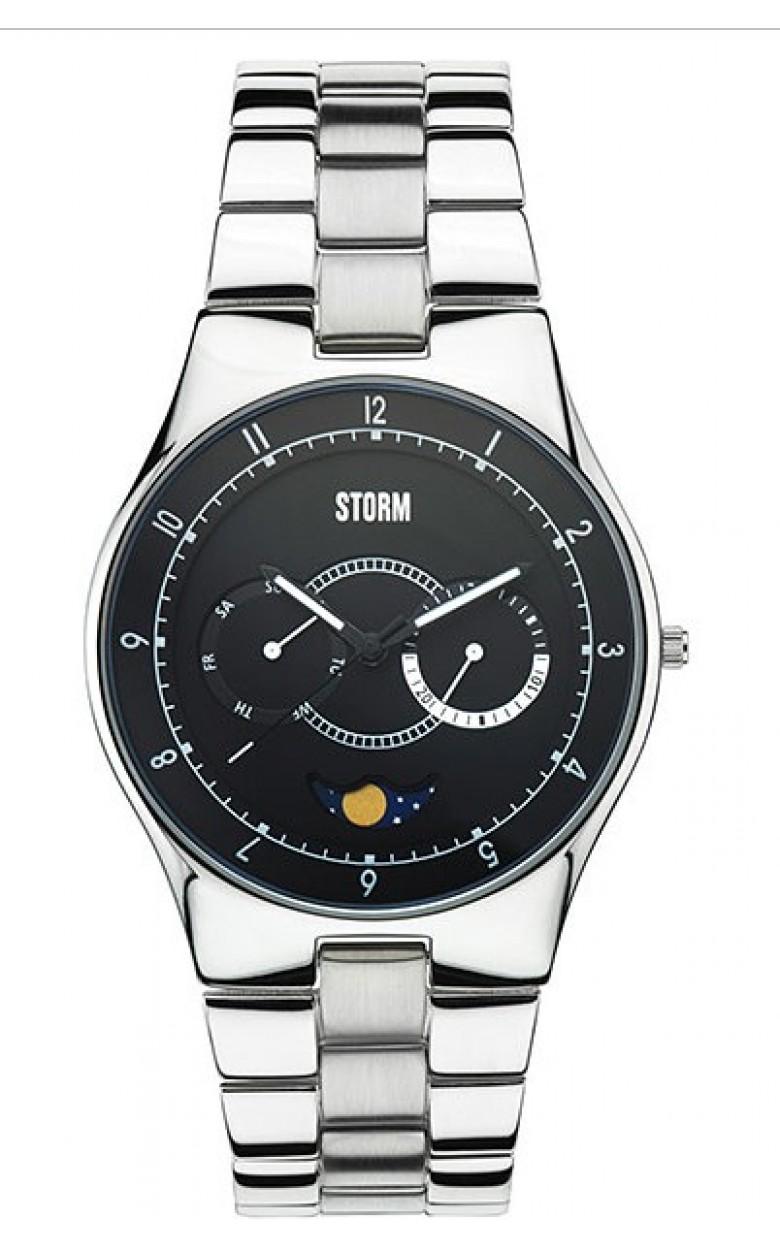 """47175/BK  кварцевые наручные часы Storm """"Alvas""""  47175/BK"""