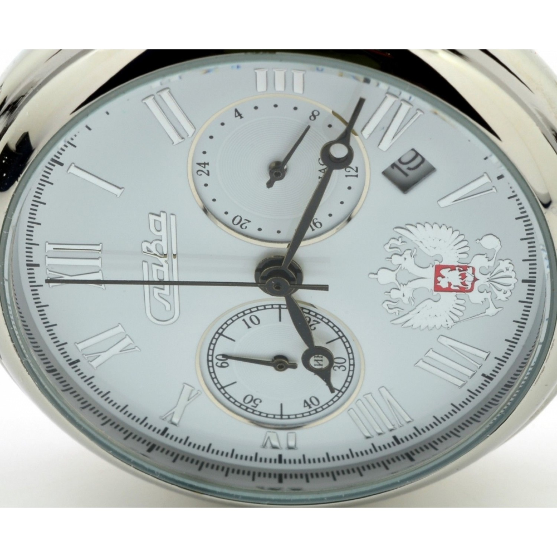 5131670/OS21 российские универсальные кварцевые наручные часы Слава