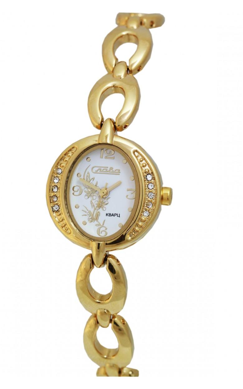 6203178/2035 российские кварцевые наручные часы Слава