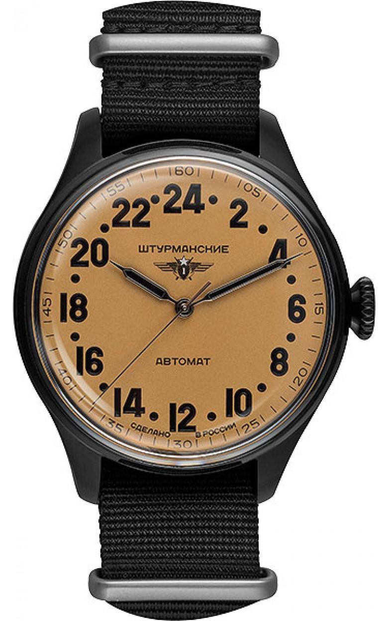 2431/6824344 российские механические наручные часы Штурманские