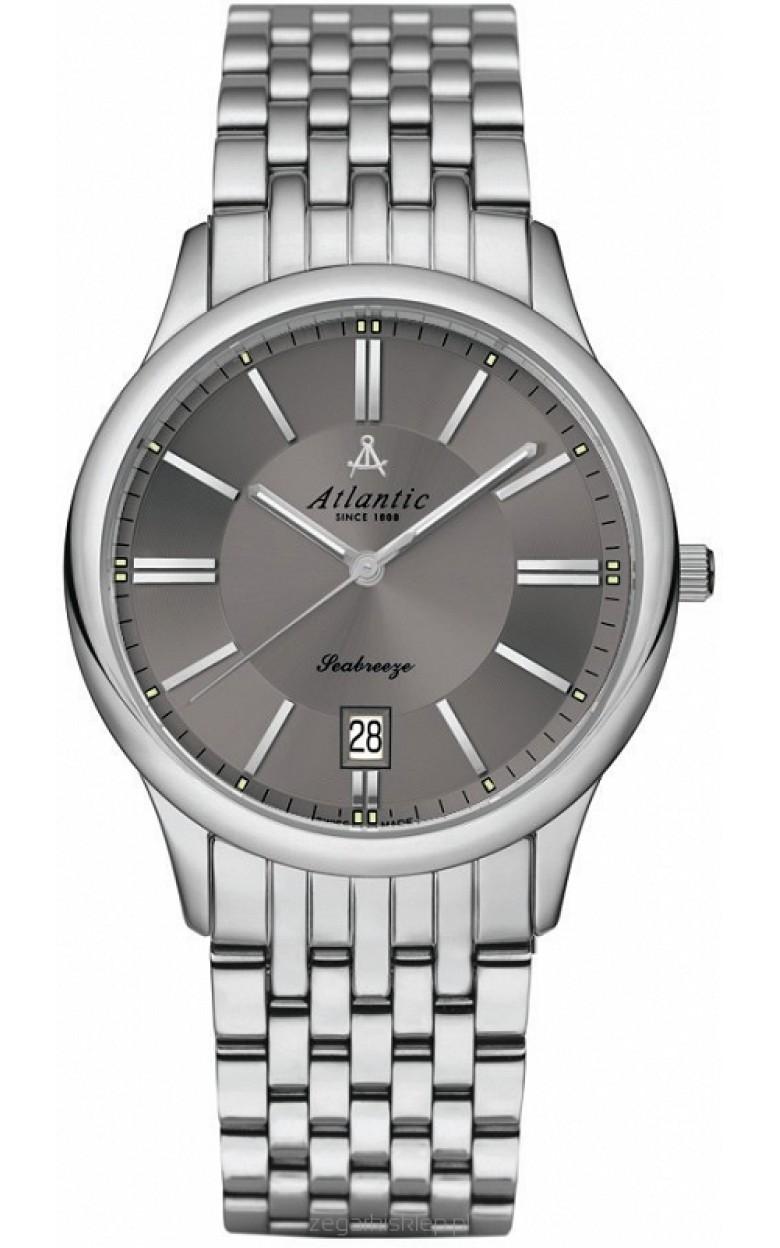 61355.41.41 швейцарские часы Atlantic  61355.41.41