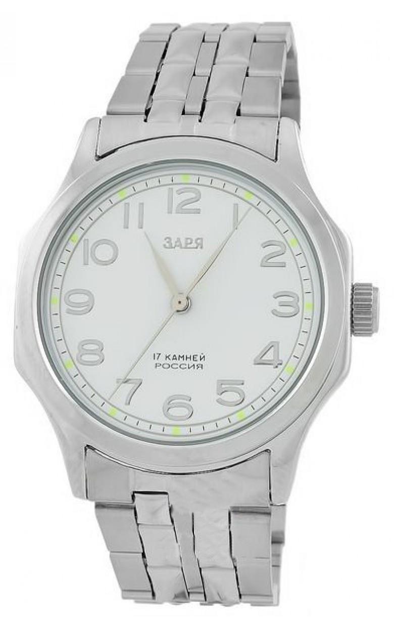 2609K/G4381221Б ф01 российские мужские механические часы Заря  2609K/G4381221Б ф01