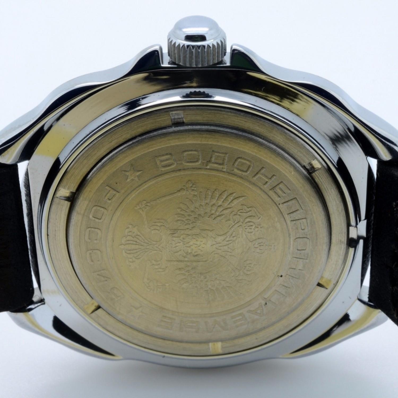 211619/2414 российские военные механические наручные часы Восток