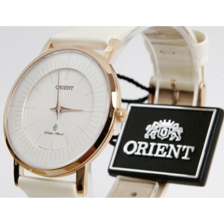 FUA07003W0 японские кварцевые наручные часы Orient