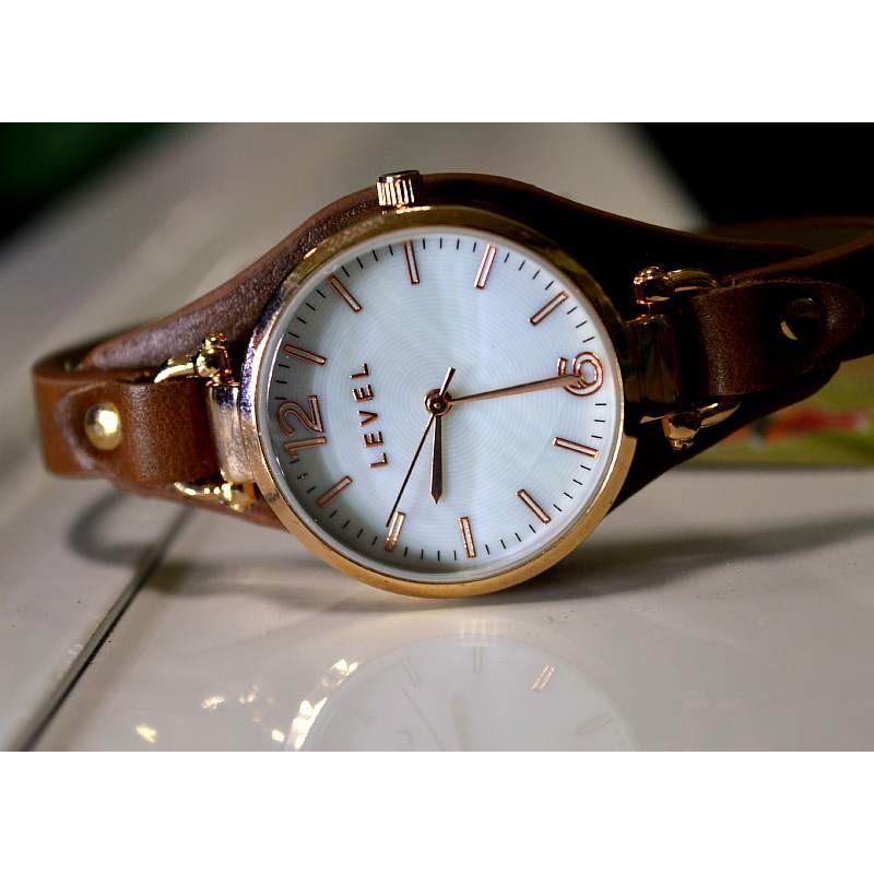 2035/7195830R российские кварцевые наручные часы Level для женщин  2035/7195830R
