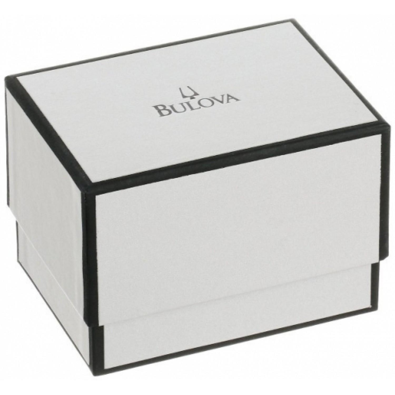 96L199 японские кварцевые наручные часы Bulova для женщин  96L199