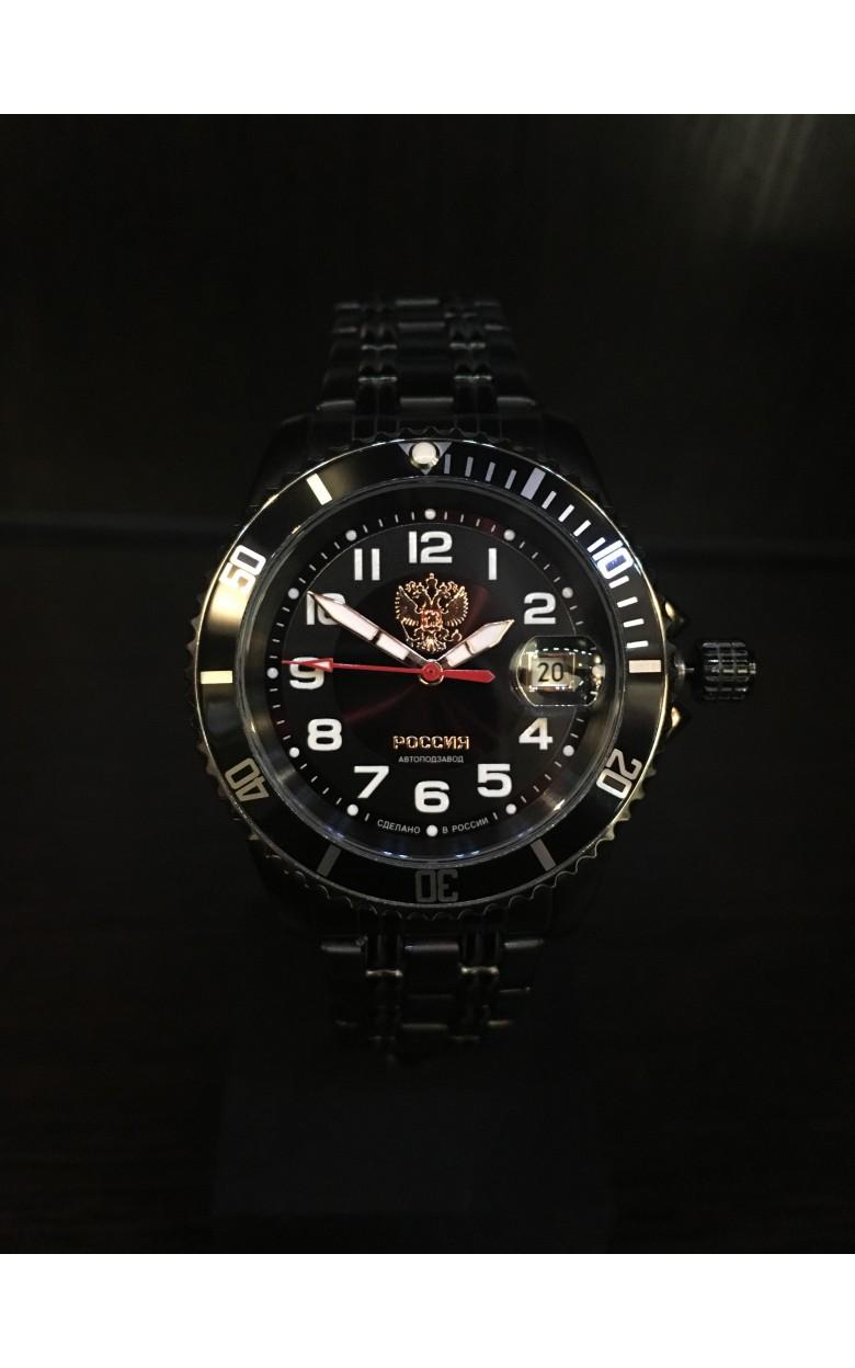 С8294230-1612 российские военные мужские механические наручные часы Спецназ