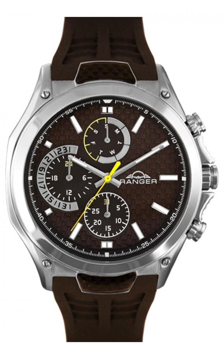 10090287 российские мужские кварцевые часы Ranger  10090287