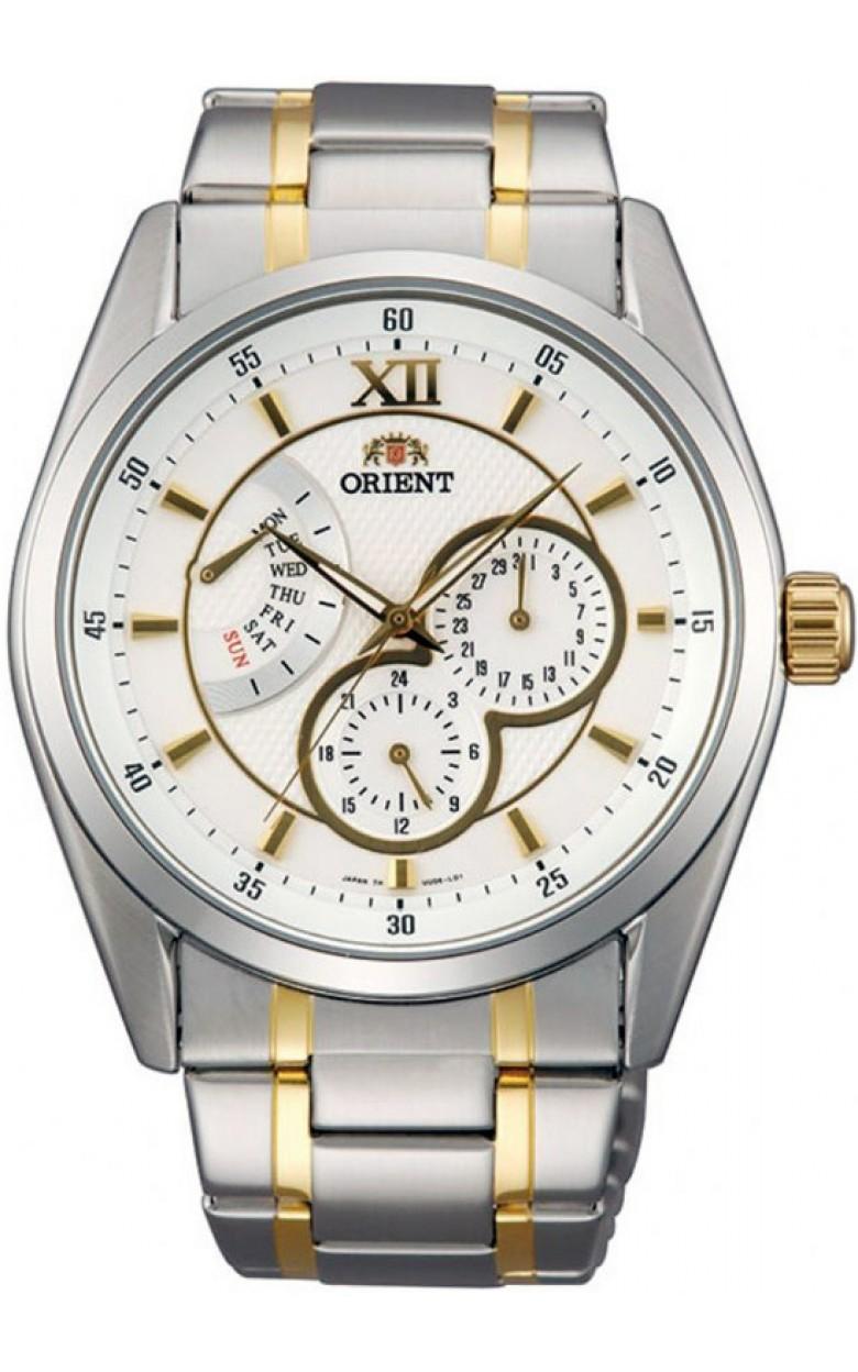 FUU06005W0 японские кварцевые наручные часы Orient