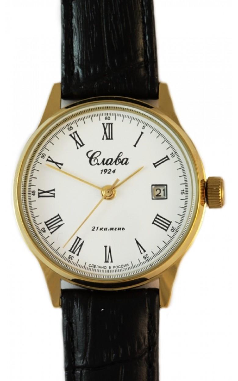2029957/300-2414 российские механические наручные часы Слава